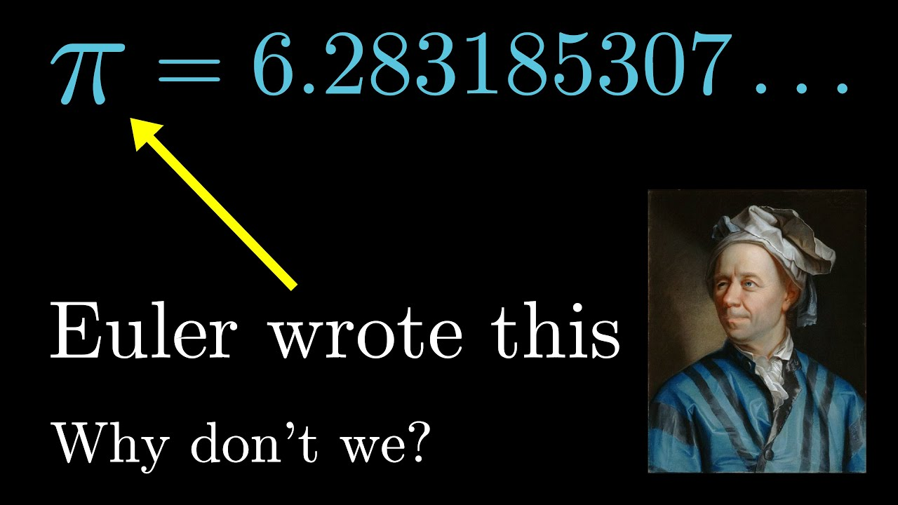 How pi was almost 6.283185... #1