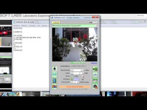Archivo de Configuración del Sistema de Vigilancia Safe4cam
