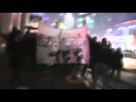 fırat unibjk ve çarşı elazığ  tff protesto