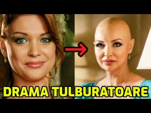 Cum a aflat ca are CANCER actrita Eugenia Serban - YouTube