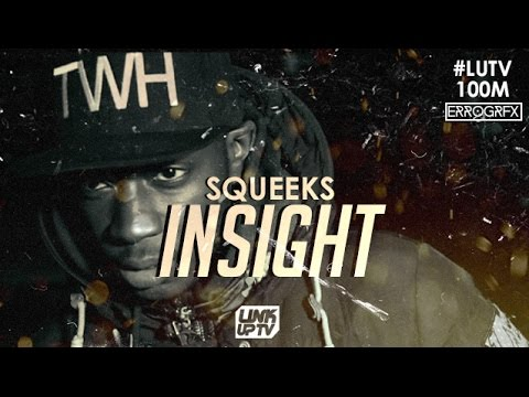 Squeeks - The Insight (Music Video) | @SqueeksTP #LUTV100MILL