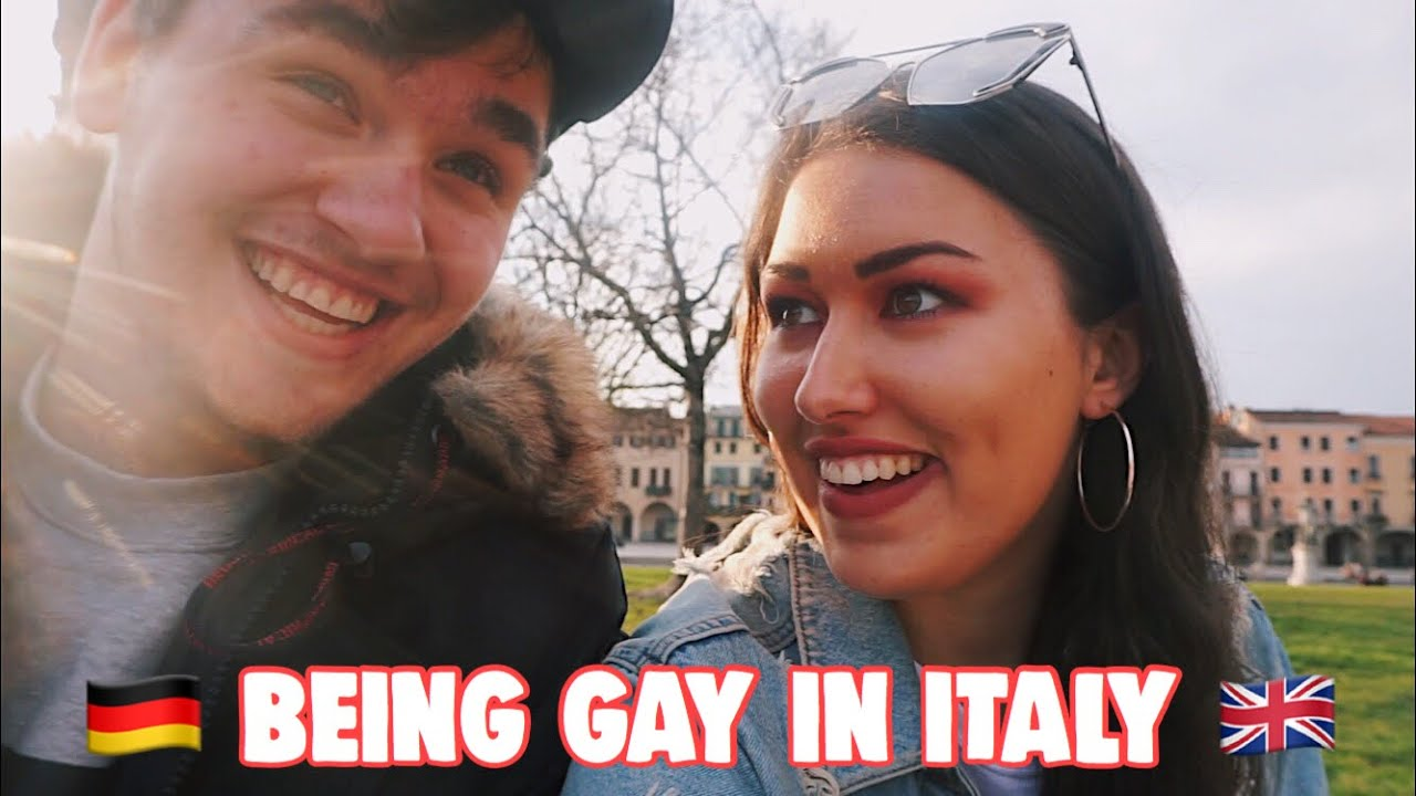 in italy gay Being