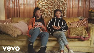 "Chloe x Halle - ""Grown,"" ""The Kids Are Alright"" & ""Warrior"" (Behind The Songs)"