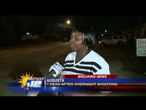 News 12 This Morning Dogwood Terrace Murder PKG 8/28/13