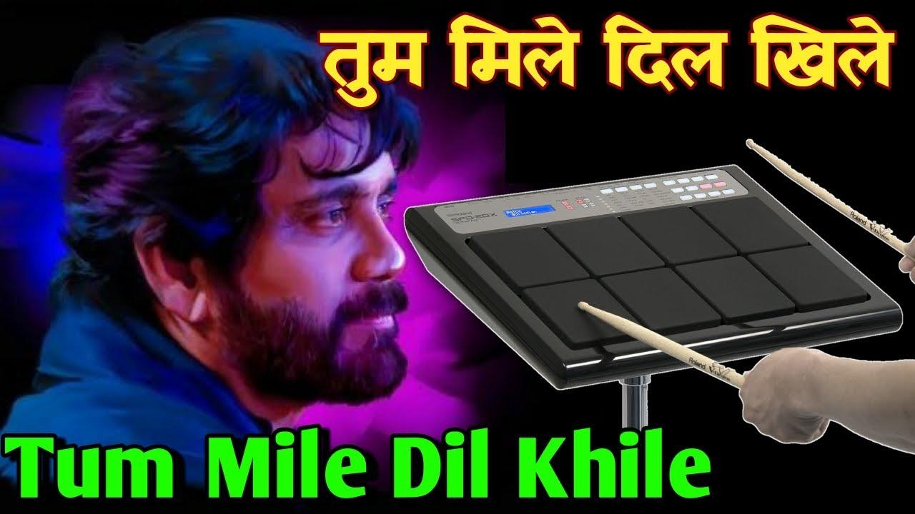 Tum Mile Dil Khile | Octapad New Patch Editing SPD 20 & SPD 20X