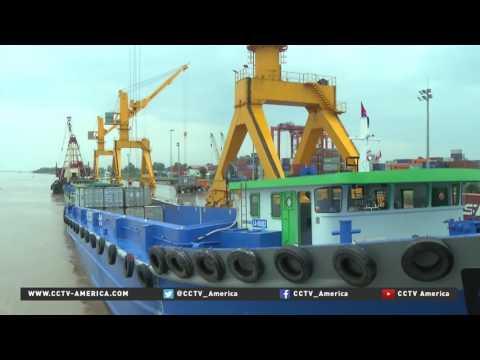 China looks to bolster Cambodian economic development