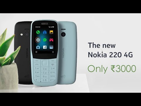 The New Nokia 220 4G Feature Phone Launched | Everything You Need To Know | InfoTalk