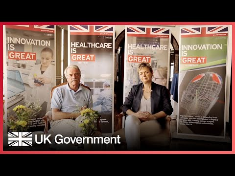 Sir Malcolm Grant on healthcare mission