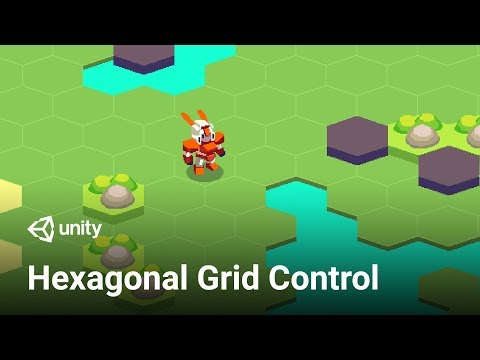 Hex grid movement with Tilemap (Tutorial) thumbnail