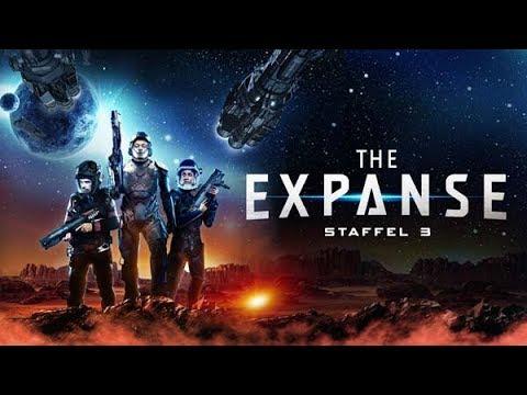 The Expanse Staffel 3 | Trailer deutsch german HD | Sci-Fi Serie