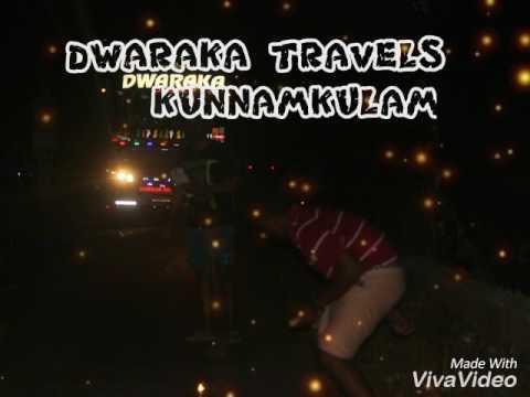 Dwaraka travels kunnamkulam presented by malabar collage of commerce manoor