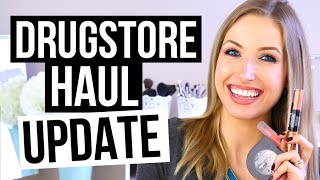 Drugstore Haul UPDATE || What Worked and What Didn