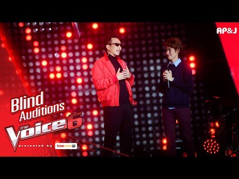 แพรว - สุดท้ายที่กรุงเทพ - Blind Auditions - The Voice Thailand 6 - 10 Dec 2017