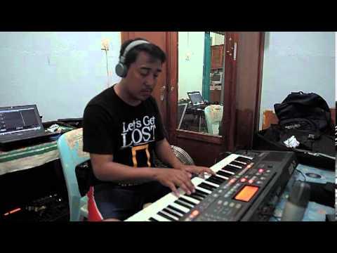Melewatkanmu - Adera - Cover (Piano version)