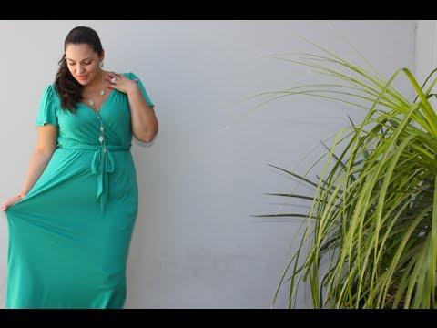 3d818a86984c Melissa Maxi Plus Size Dress by SWAK Designs - YouTube