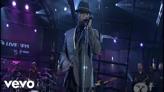 Ne-Yo - Go On Girl (Yahoo! Live Sets)