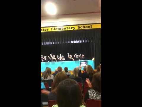 Manchester Elementary School Talent Show Faculty Skit