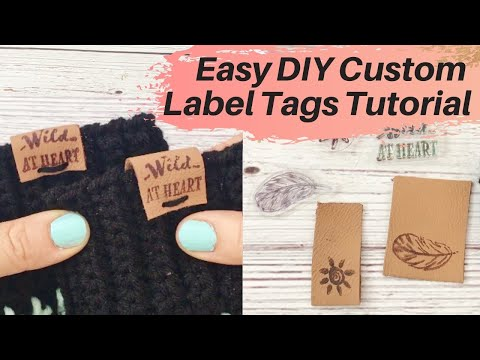 DIY custom personalized