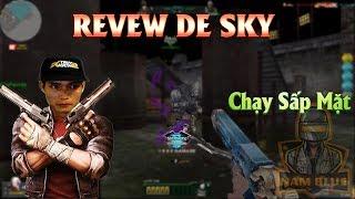 🔫 |  ✔ Revew DE Sky Svip Săn Zombie Đền Cổ Truy Kích