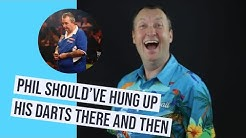 """Wayne Mardle on Taylor retirement 