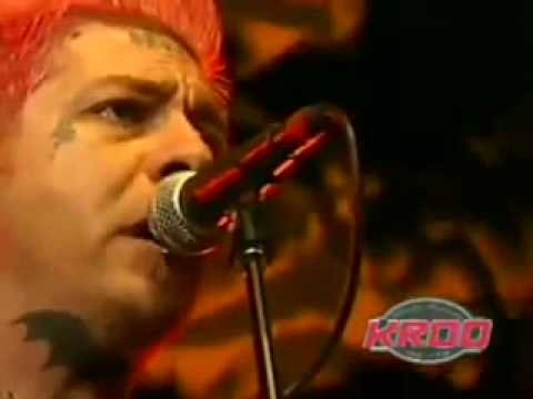 Rancid - Radio Live