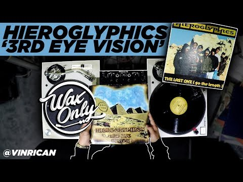 Discover Samples On Hieroglyphics '3rd Eye Vision' #WaxOnly