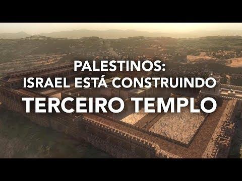 Palestinos: Israel Está Construindo O Terceiro Templo - Notícias De Israel, 8 De Novembro De 2018