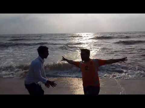 Marina Beach | Chennai | Beautiful | Morning | Sunrises | Sea | Tamilnadu | North Indian | Hindi
