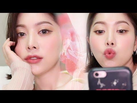 필터 씌운듯✨인생샷 건지는 봄 장미 메이크업 Muted Rose Makeup (eng sub!)