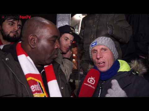Arsenal 1 Bayern Munich 5 | Capitulation Yet AGAIN!!! says Lee