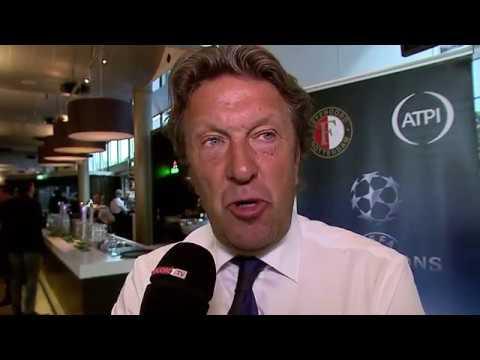 Ben Wijnstekers over loting Champions League