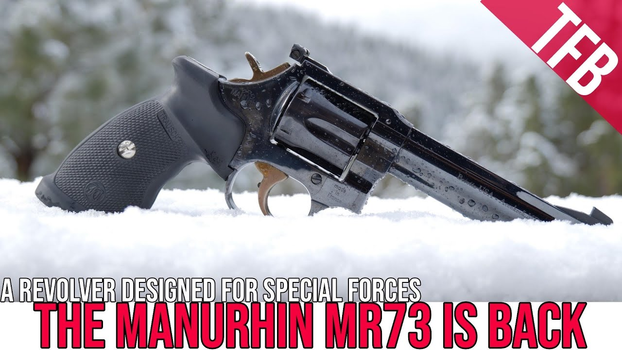 The Invincible Manurhin MR73 Revolver is Back in the USA