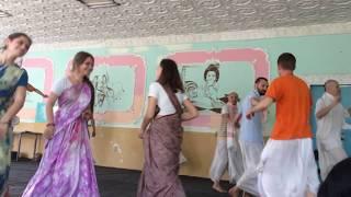 Мукунда Прабху - Киртан-Мэла Магдалиновка 2018