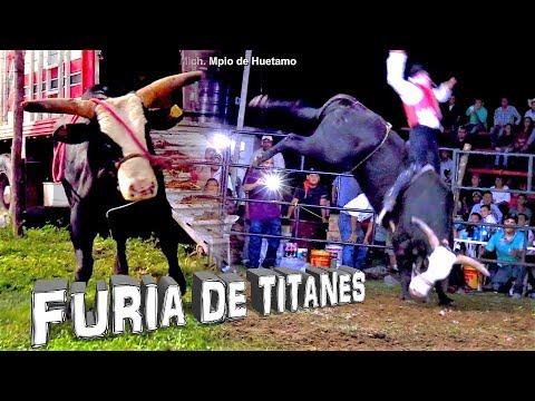 ¡¡LE DIERON GANAS DE CORRER!! CUANDO LE TOCO EL FURIA DE TITANES, EL MÁS PELIGROSO DE MÉXICO