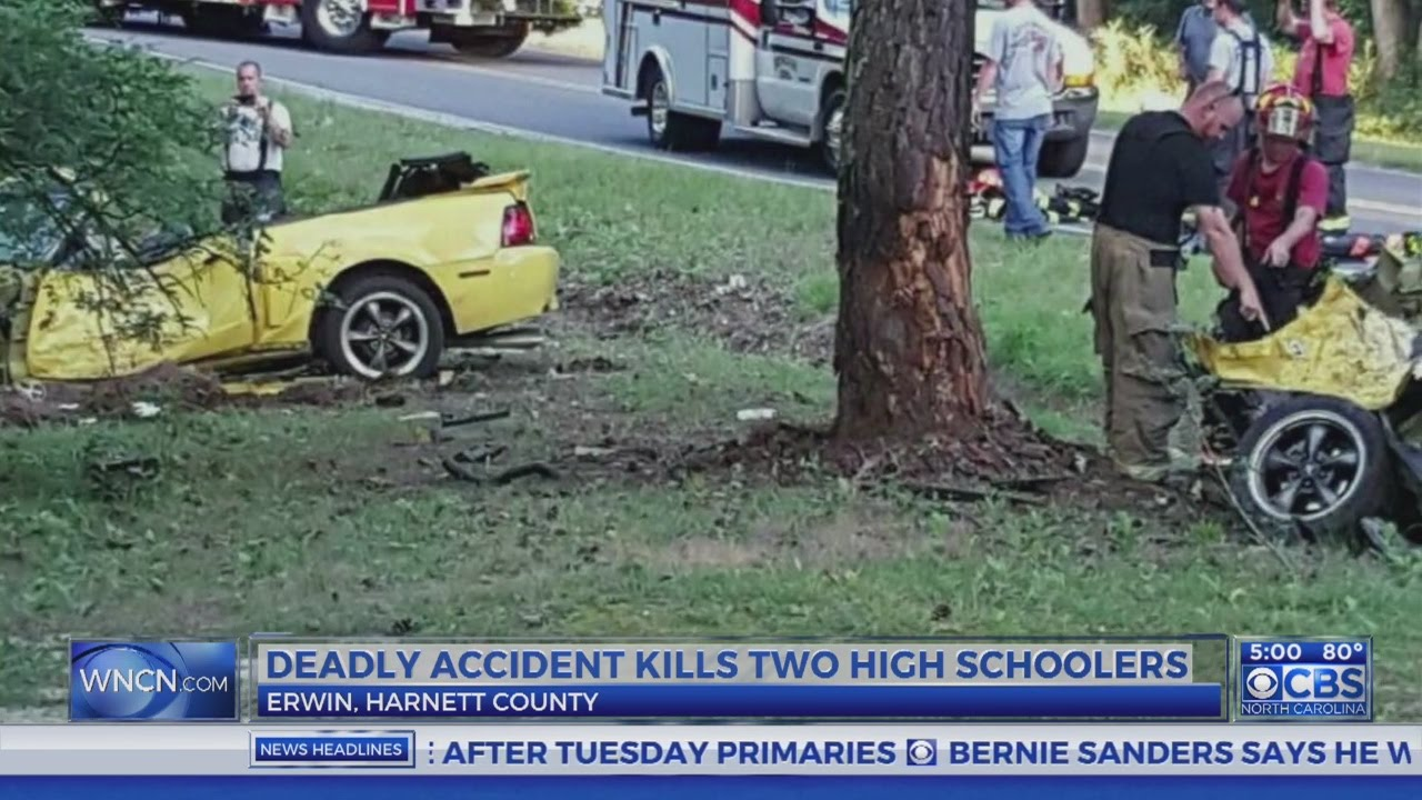 Harnett County  Killed In Car