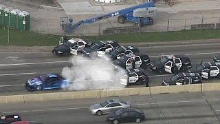 Drift Car Vs Police