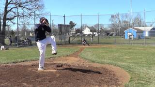 Zach Moretski - Pitching - PA Shockers - www.PlayInSchool.com