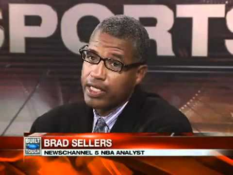 Brad Sellers Previews the 2012 NBA Finals