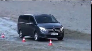 MB V250d 4matic vs. VW T6 Multivan 4motion