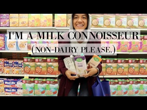 I'M A MILK CONNOISSEUR! || BEST NON-DAIRY MILKS