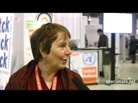 OneClimate talks to Rachel Berger of Practical Action at COP15 in Copenhagen - 1