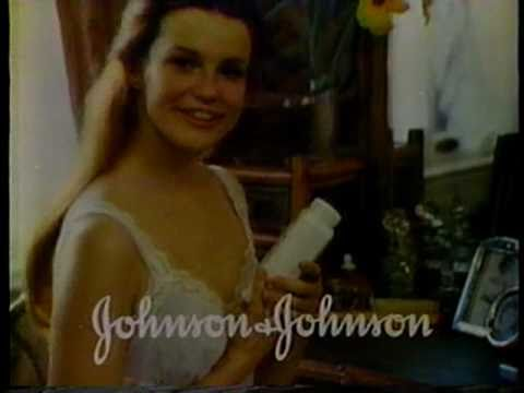 Blair Brown for Johnson's Baby Powder 1977