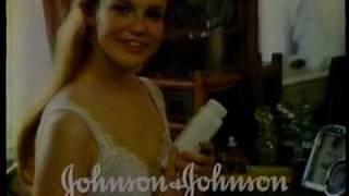 Blair Brown for Johnson's Baby Powder 1977