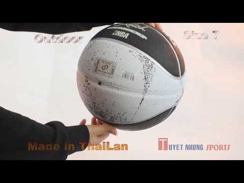 Bóng rổ Spalding NBA Sketch Outdoor size 7