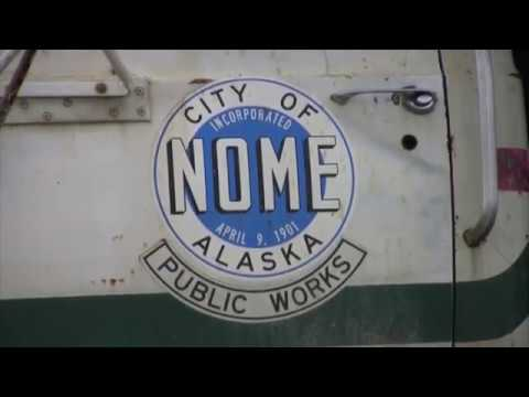 A summer day trip in and around Nome, Alaska