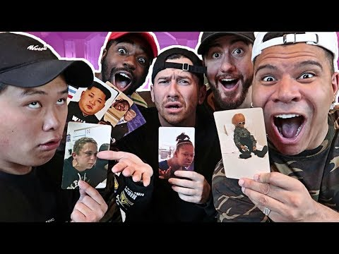 IMPOSSIBLE YOUTUBER MEME CHALLENGE W/ ORIGINAL TEAM ALBOE!!