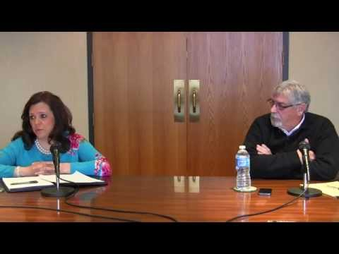 Springfield city treasurer candidate interview session (3.18.15)