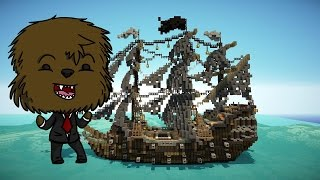 pirate ship minecraft # 43