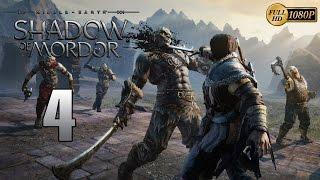 La Tierra Media: Sombras de Mordor Parte 4 Español Gameplay Walkthrough (PC XboxOne PS4)