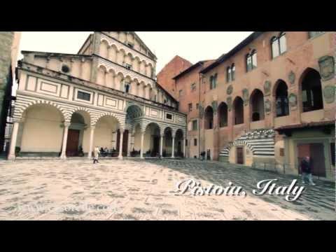 Come Visit Pistoia Italy